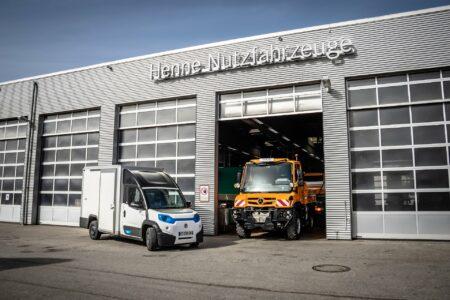 Foto: Fa. Henne Nutzfahrzeug GmbH (Copyright: Henne Nutzfahrzeuge GmbH)