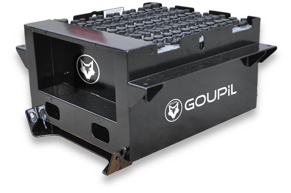 Foto: Goupil G4 Batterie