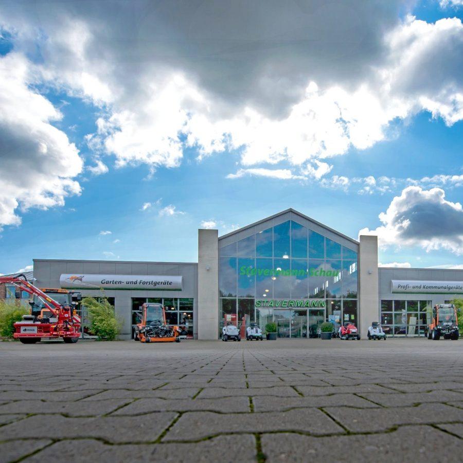 Foto: Gebäude der Firma Stavermann (Copyright: Stavermann GmbH)